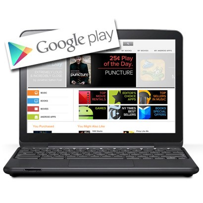 Google Play Launches