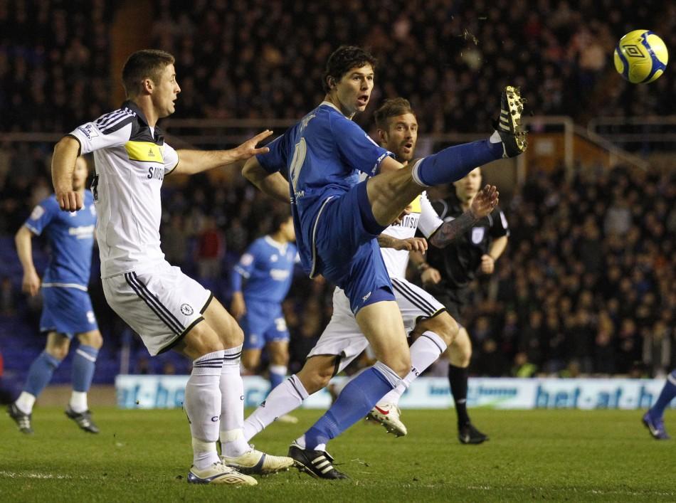 Birmingham vs Chelsea: FA Cup