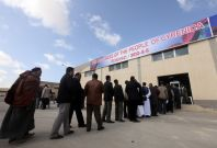 Delegates at Congress of People of Cyrenaica in Benghazi have declared oil-rich east of country semi-autonomus state