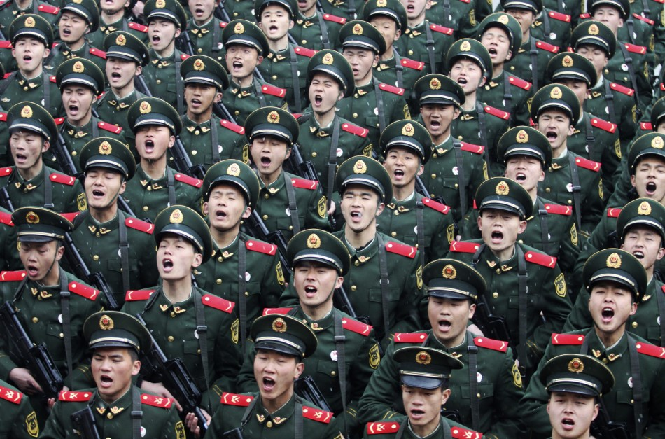 Defence spending in China  SIPRI