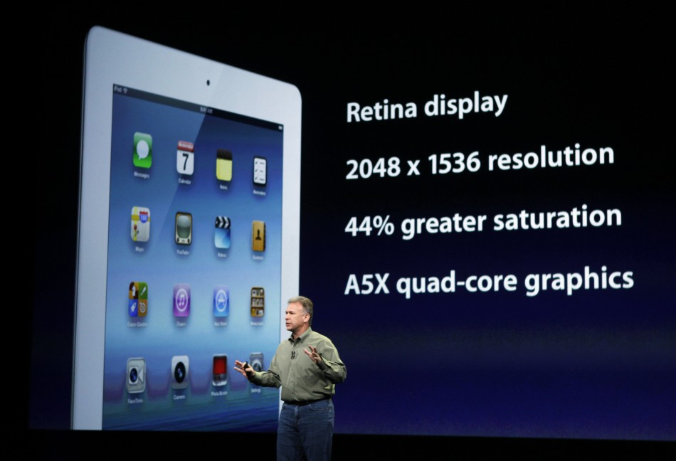 New Retina Display iPad