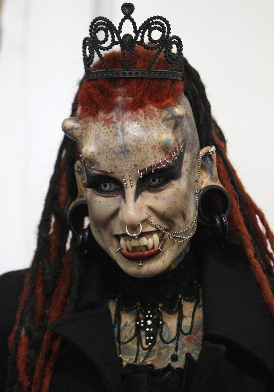 The Vampire Woman of Mexico La Mujer Vampiro