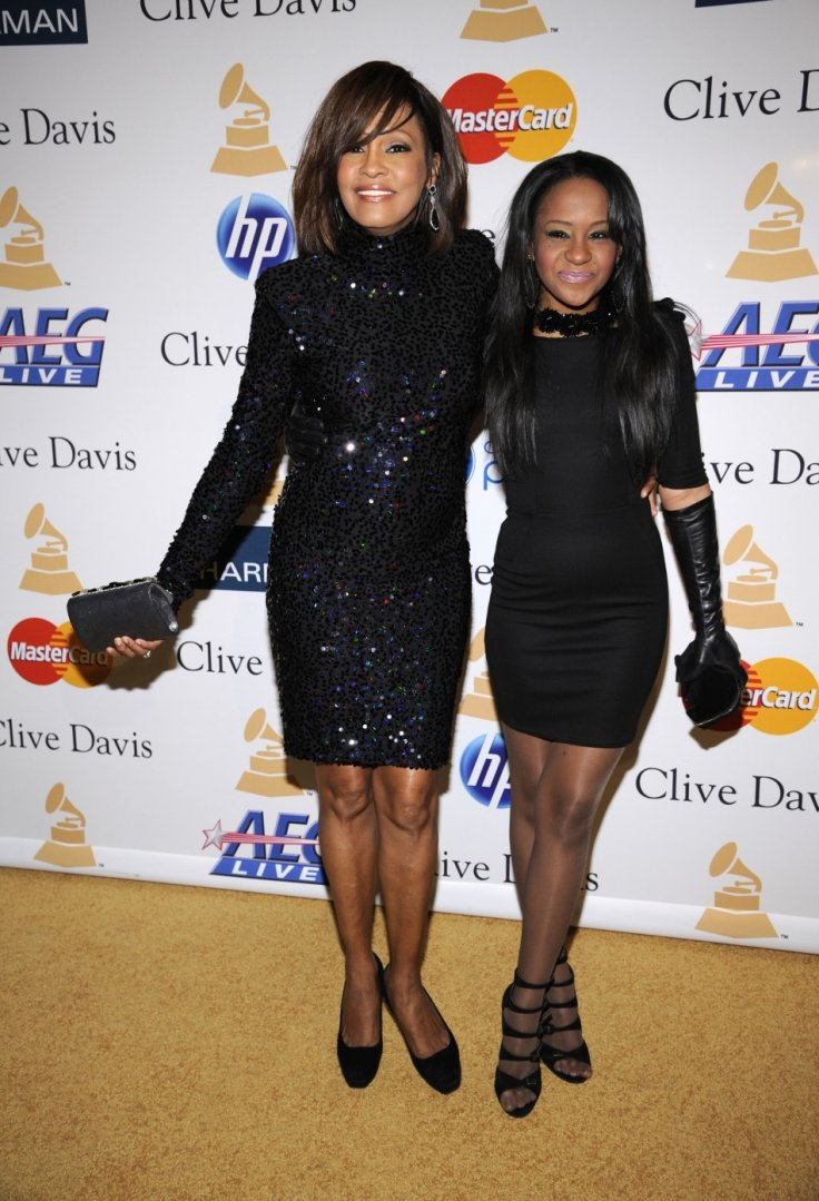 Bobbi Kristina Brown Leolah Brown Slams Money Grabbing Pat