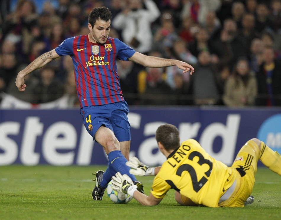 Barcelona vs Bayer Leverkusen