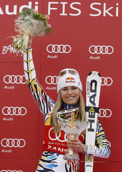Lindsey Vonn Alpine Skier