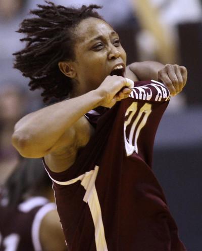 Tyra White Womens Basketball