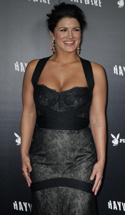 Gina Carano Martial Arts