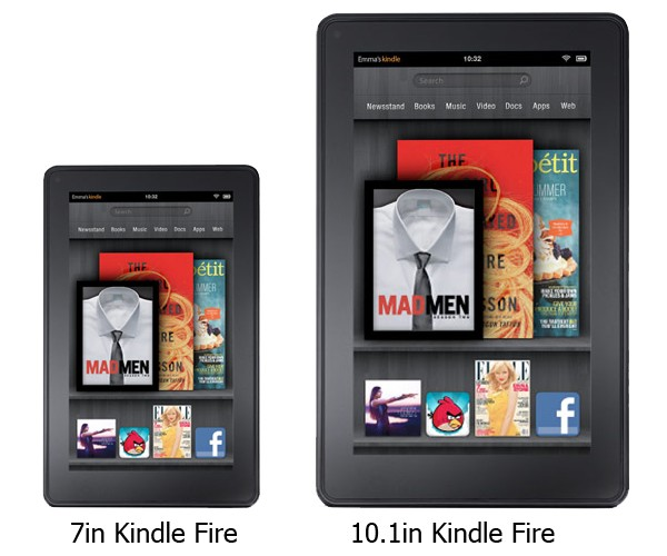 10.1in Amazon Kindle Fire