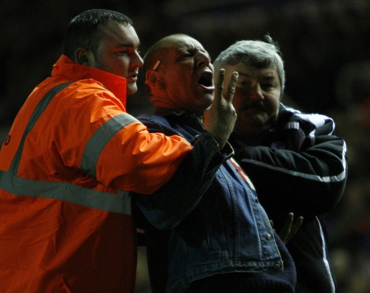 Football hooligans will be banned from Euro 2012 in Ukraine and Poland