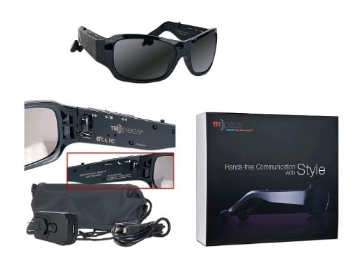 Trispecs Bluetooth Sunglasses