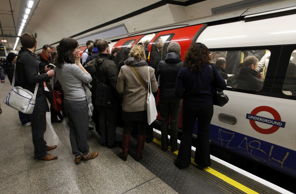 TFL's voucher scheme hopes to reduce congestion during Olympics games (Reuters)