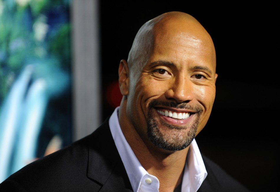 Dwayne quotThe Rockquot Johnson
