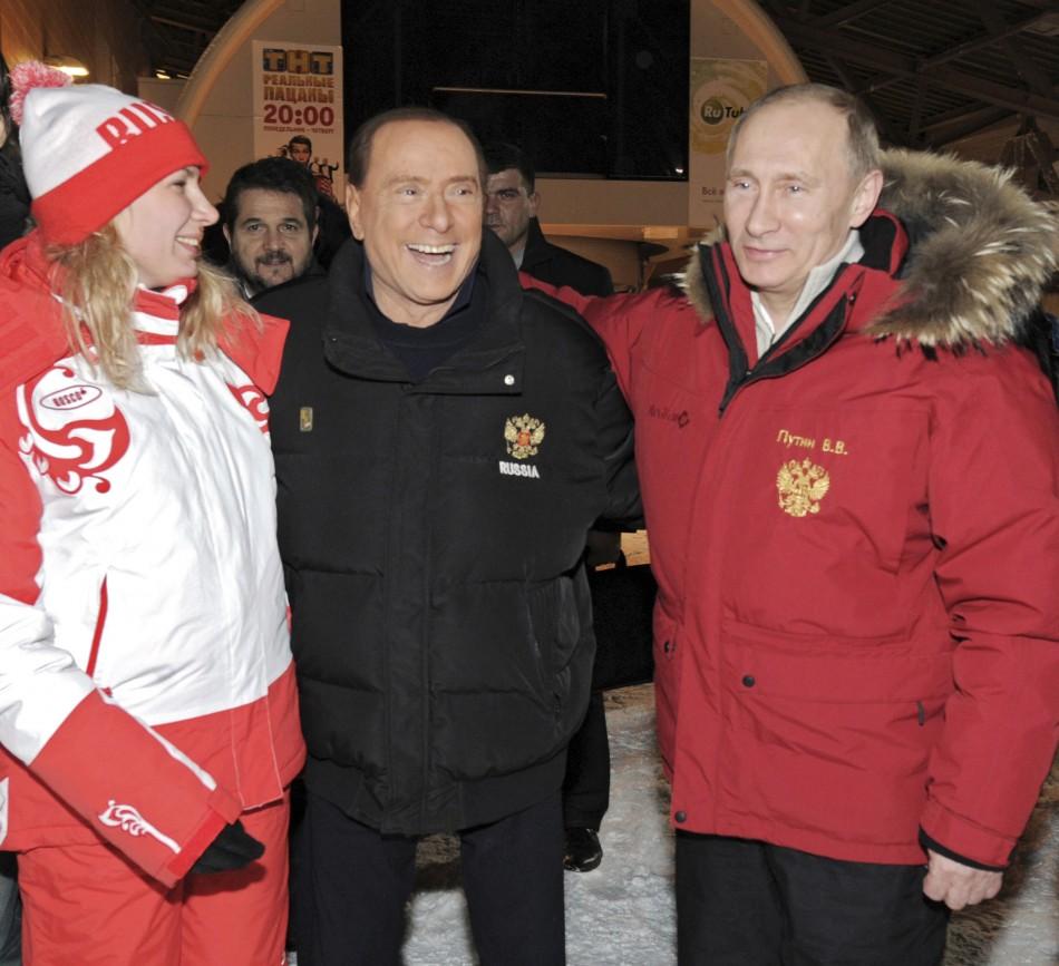 Berlusconi & Putin