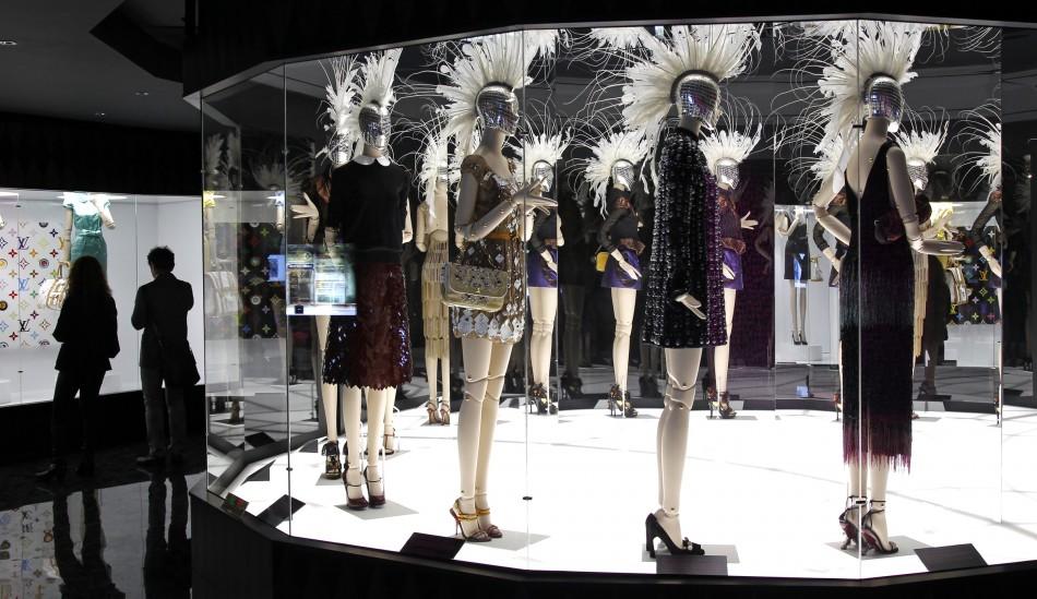 D Exhibition Uk : Louis vuitton marc jacobs exhibition analyses fashion photos