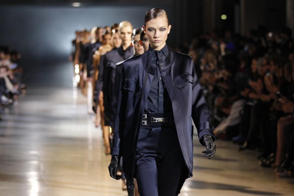 Chanel Show Paris Fashion Week Ss
