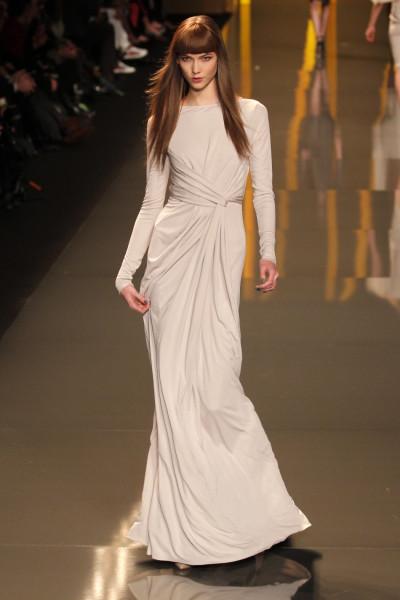 Karle Kloss Catwalk Return Modelss Top 10 Looks at Paris Fashion Week