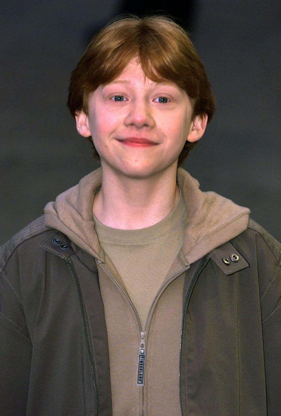 Harry Potter Stars,Daniel Radcliffe, Emma Watson, Rupert ...