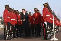 Prince Harry's visit to Brazil and Jamaica