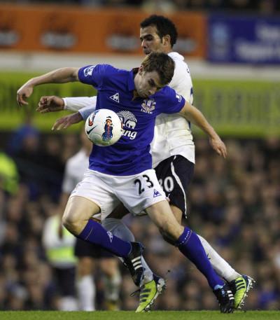 Soccer - Barclays Premier League - Everton v Tottenham Hotspur - Goodison Park