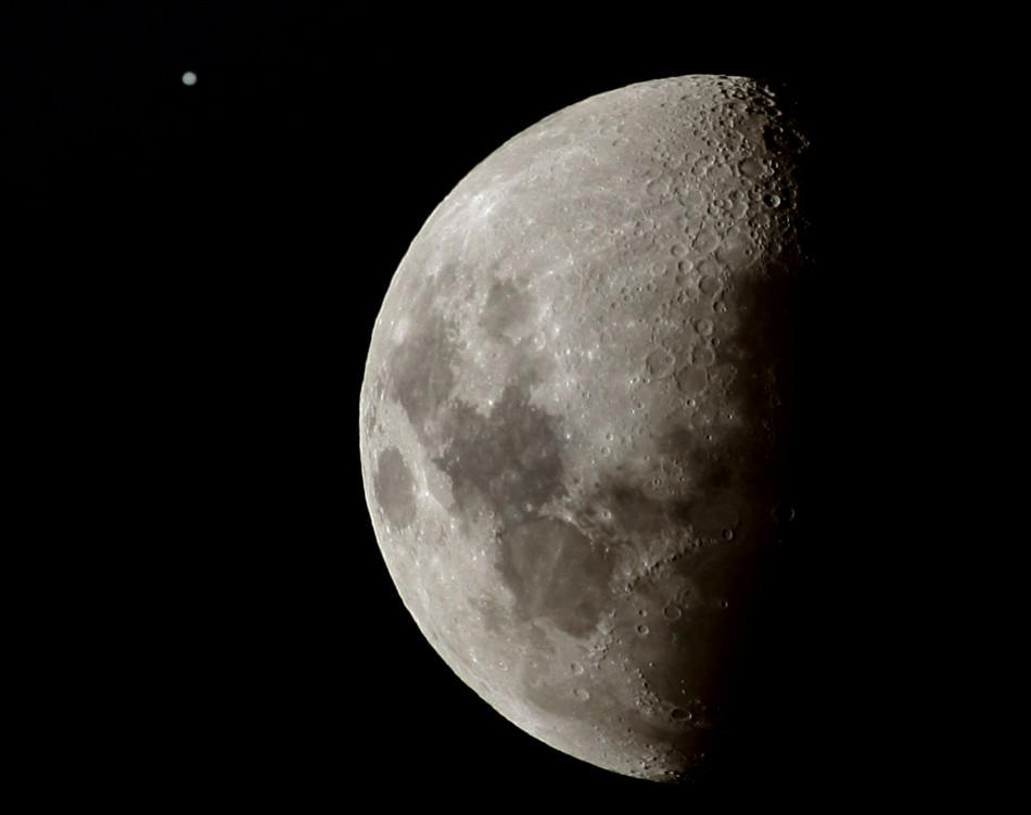 Jupiter Meets Venus at Closest Point