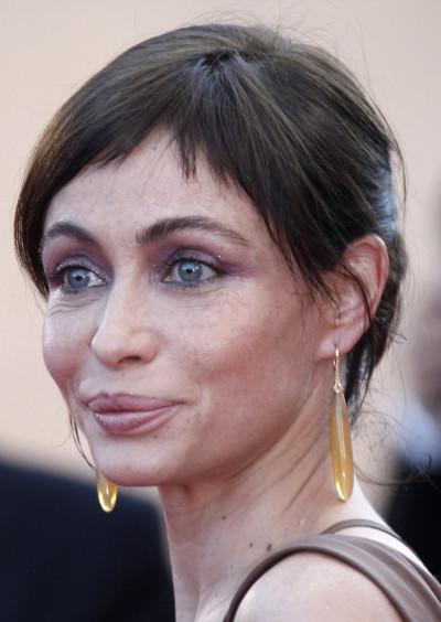 Actress Beart in 2010