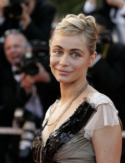 Emmanuelle Beart  in 2006