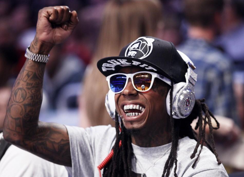 No.8 Lil Wayne