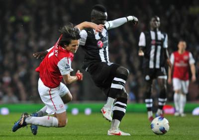 Arsenal vs. Newcastle