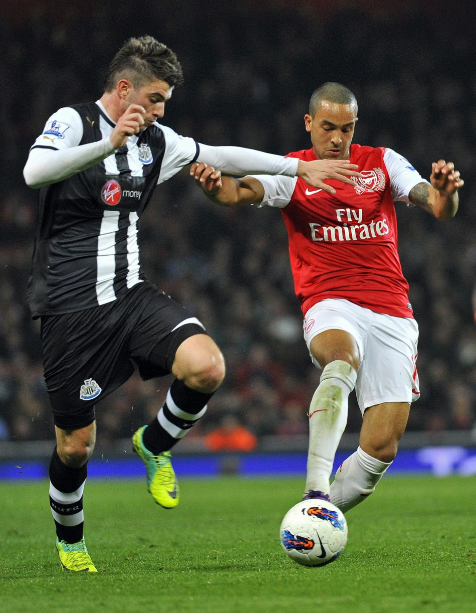 Arsenal vs. Newcastle