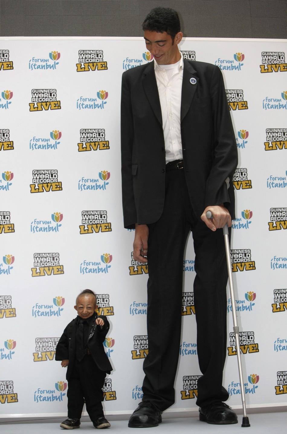 Sultan Kosen - World039s Tallest Man