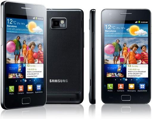 Samsung Confirm Ice Cream Sandwich Upgrade Date for Galaxy S2