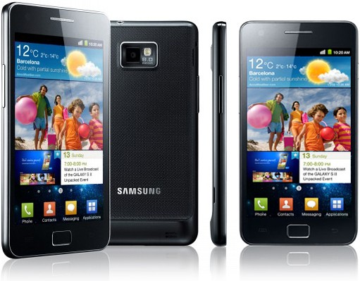 Samsung Confirm Ice Cream Sandwich Upgrade Date for Galaxy S2