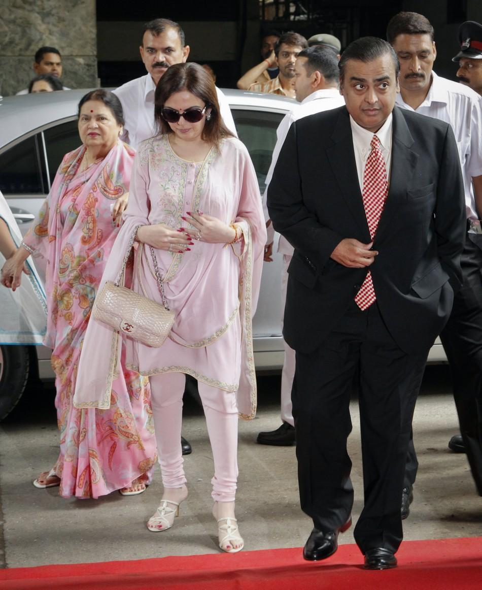 Nita Ambani Wife