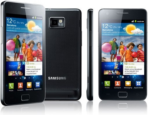 Samsung Galaxy S2 Ice Cream Sandwich Update Confirmed
