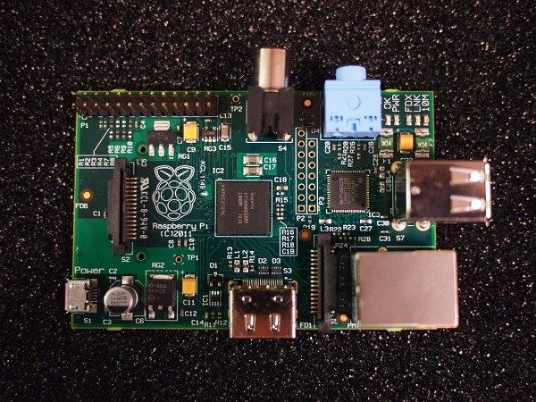 Raspberry Pi £22 Computer