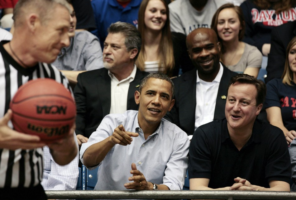 March Madness Obama Bracket Challenge Picks North Carolina For 2012 NCAA Champion