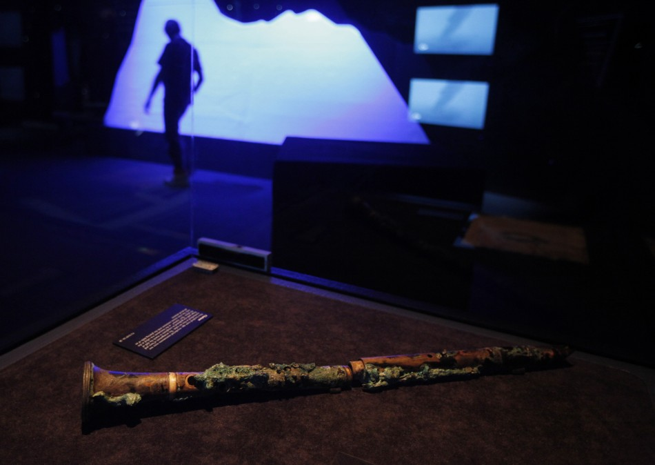100th Anniversary of Titanic Rare Artefacts for Sale
