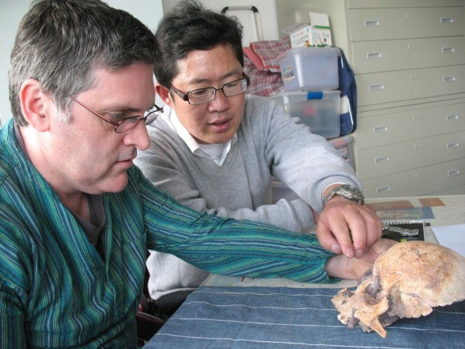 Stone Age People Fossils Gives More Clues Human Evolution