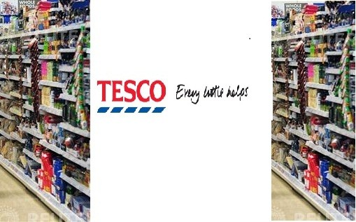 Tesco employs 170,000 employees in the UK.