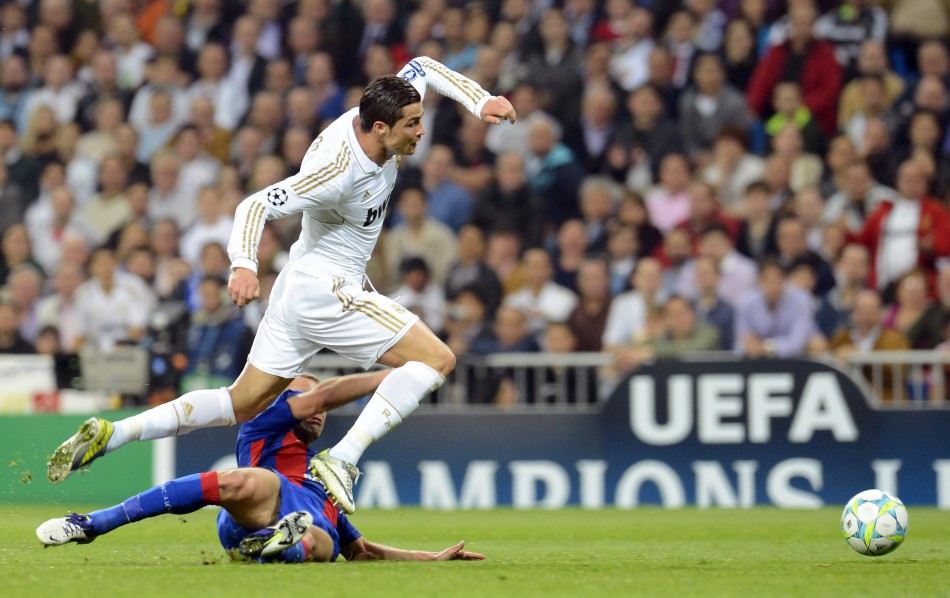 Soccer - UFEA Champions League - Second Leg - Round of Sixteen - Real Madrid v CSKA Moscow