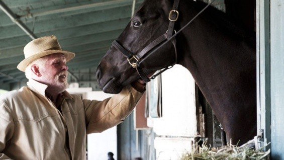 HBO's Luck starring Nick Nolte has been cancelled (HBO) following death of third horse.
