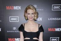"Cast member Jones attends a premiere screening of ""Mad Men"" in Los Angeles"