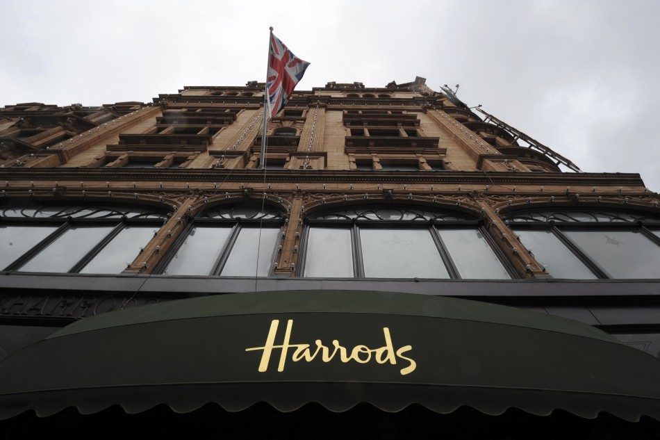 Apple Store Opening In Harrods