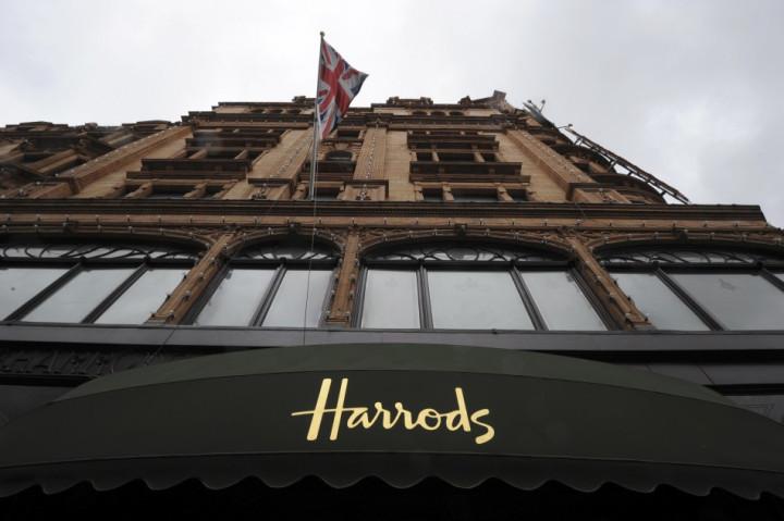 Apple Store Opening In Harrods