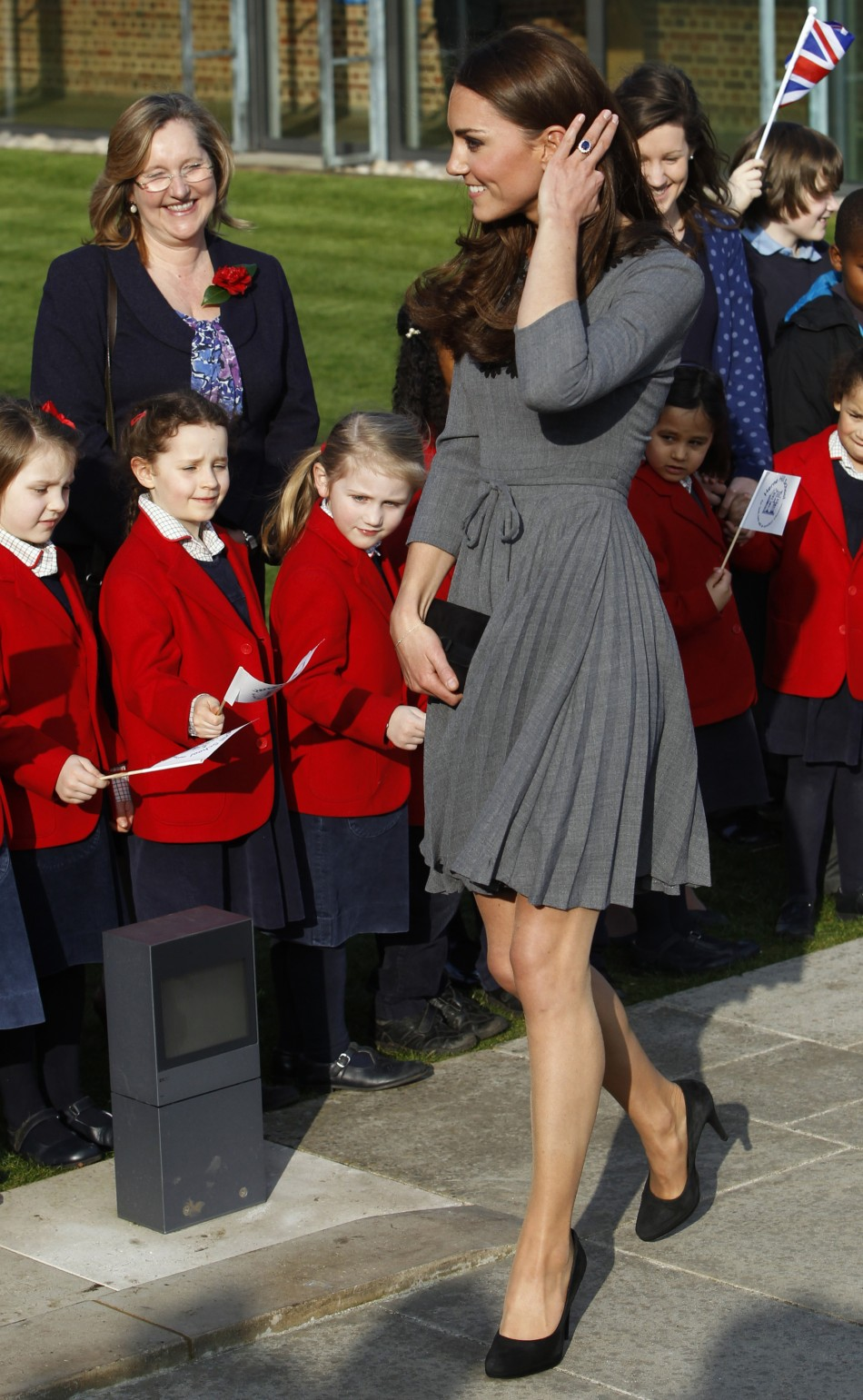 Kate Middleton's Royal Engagement With the 'In-Laws' at Dulwich Art Gallery