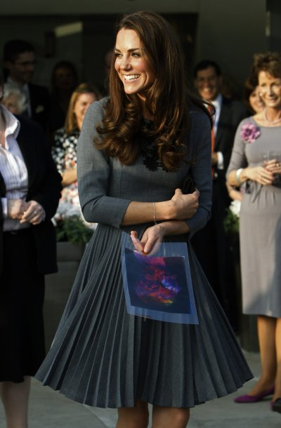 Kate Middletons Royal Engagement With the In-Laws at Dulwich Art Gallery