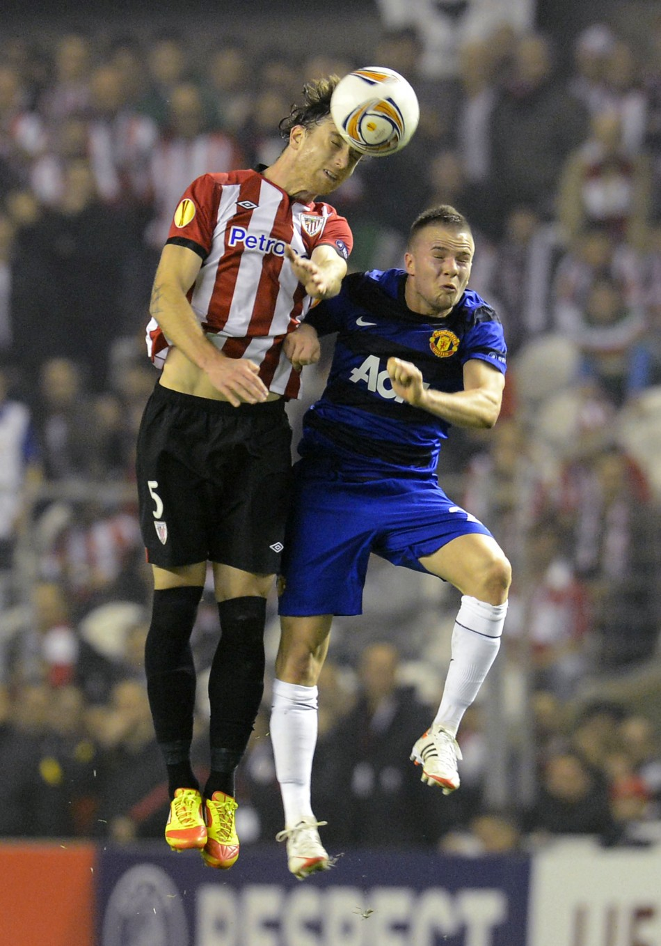 Soccer - Europa League - Round of Sixteen - Second Leg - Manchester United v Athletic Bilbao - San Mames