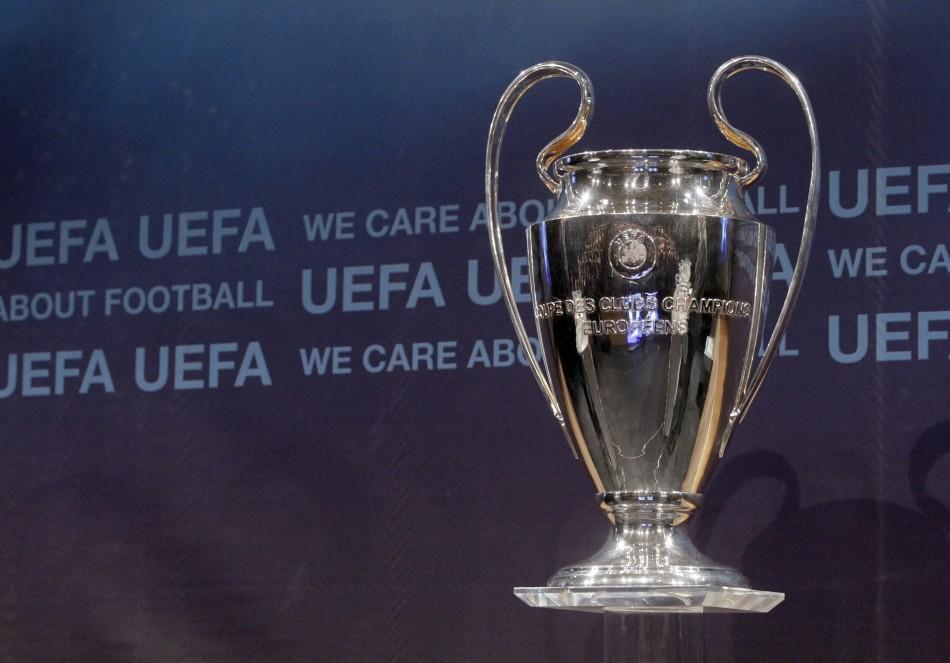 2011/12 Champions League Draw