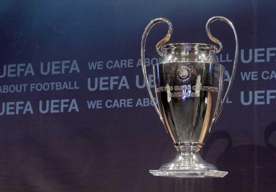 2011/12 Champions League Draw