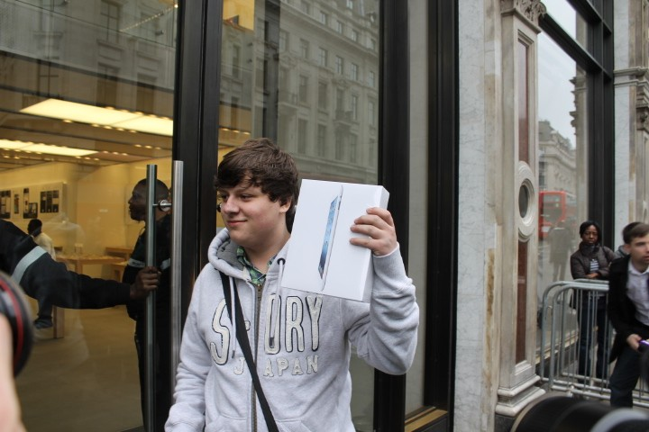 Apple iPad Launch